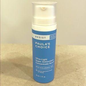 Paula's Choice 30ml ultra light concentrate serum